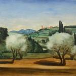 Андре Дерен, Предео са маслинама, око 1930