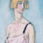 Кис ван Донген, Портрет жене, око 1922