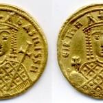 Ирина II (797-802) , AU солид