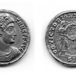 Кoнстaнс (337-350), солид (злато), ковница: Сисак