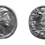 Кoнстaнциje II (337-361), силиква (сребро), ковница: Кизик
