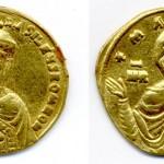 Лав VI (886-912), AU номизма
