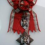 Орден Белог орла I ред, Радионица Роте Беч, 80-те год. 19. века, Из заоставштине Миленка Веснића