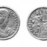 Кoнстaнциje Гaл (цезар 351-354), мултипла (2 солида) (злато), ковница: Антиохија