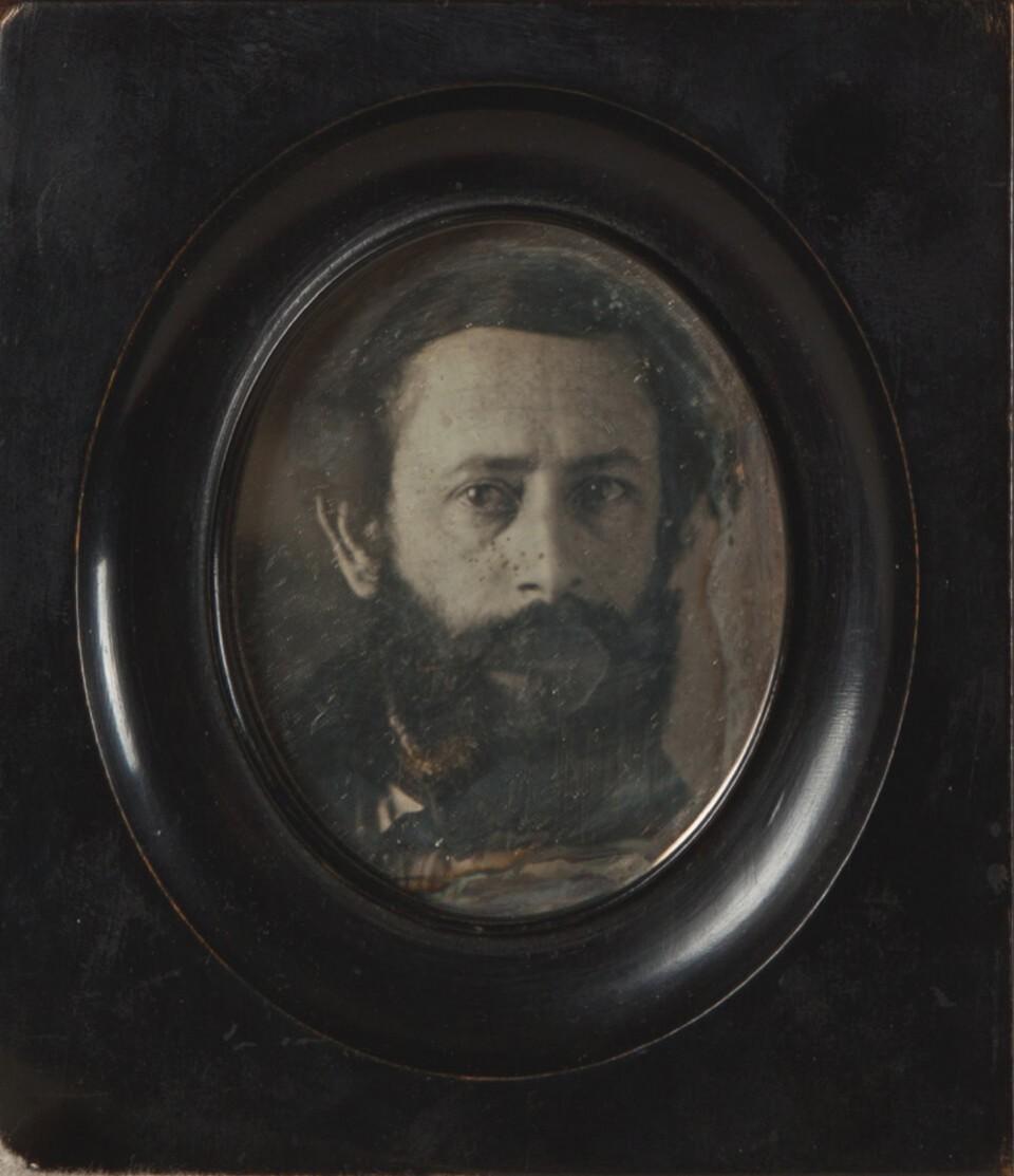Autoportret, 1841. (1)