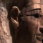 Beogradska mumija, detalj kovčega, Narodni muzej u Beogradu