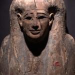 Beogradska mumija, detalj kovčega sa pečatima, Narodni muzej u Beogradu
