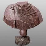 Bista imperatora na globu, Sremska Mitrovica, 4. vek, Muzej Srema