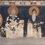 Bogorodica, Nemanja, Sv. Sava i Sv. Djordje, Studenica, Kraljeva crkva