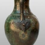 Бокал, бронза, сребро, Бошњане код Темнића, друга половина 1. века