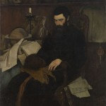 Ђорђе Крстић, Анатом, 1880. уље на платну, 146,5 х 117 cm