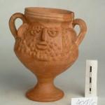 Фацепот, глина, Азања, 2-3. век