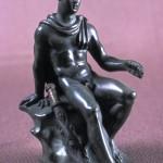 Херакле епитапезиос,  Тамнич, бронза, прва половина 3. века