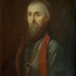 Јаков Орфелин, Патријарх Арсеније IV Шакабента, око 1785. уље на платну, 70 х 55 cm
