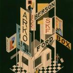 Јосиф Клек, Рекламе, 1923