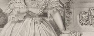 Julija Obrenovic 2, 1854.