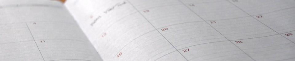 Kalendar 1a