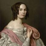 Катарина Ивановић, Аутопортрет, 1836. уље на платну, 73,5 х 60,5 cm