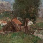 Kosta Miličević, Selo Godovik, 1918