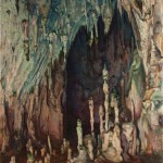 Milan Milovanović,  Plava pećina, 1917