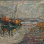 Nadežda Petrović, Dereglije na Savi, 1907