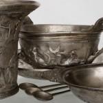 Остава сребрног посуђа из Јабучја код Лазаревца, прва половина 1. века