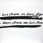 Раша Тодосијевић, Из уметникове заоставштине, 1976