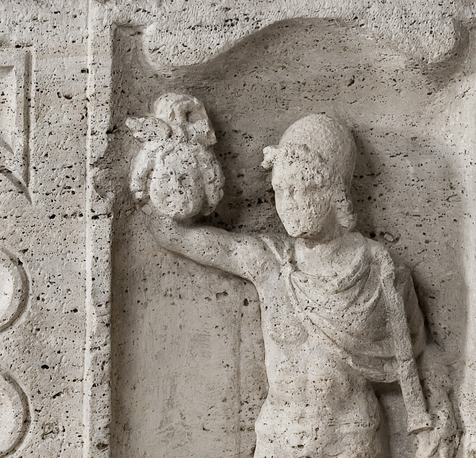 Саркофаг са представом Јасона