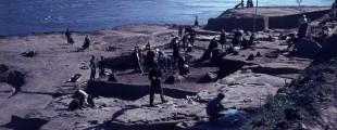 Светилишта Лепенског Вира, археолошко ископавање 1968. године