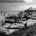 Локалитет Лепенски Вир, археолошко ископавање 1968. године