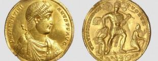 Медаљон Валентинијана Првог