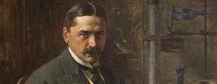detalj Paja-Jovanovic-Mihajlo-Pupin-1903.