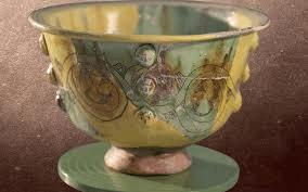 kiparska gledjosana keramika