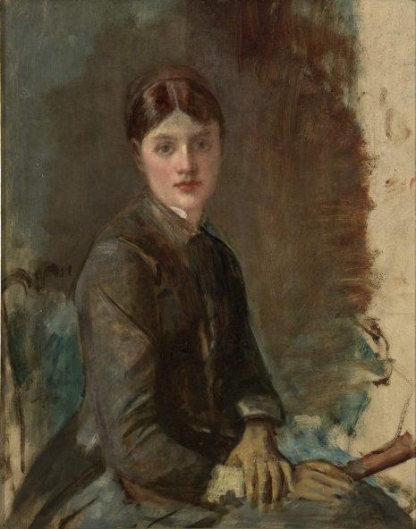 Анри де Тулуз Лотрек, Портрет младе жене, 1883
