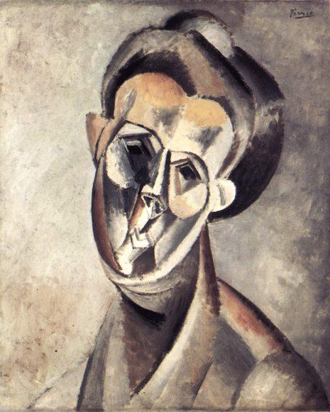 Пабло Пикасо, Глава Фернанде, 1909