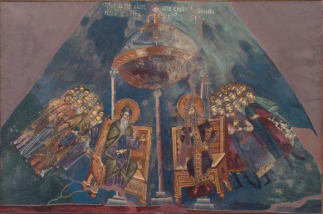 Sabor Nemanje i kralja Milutina, Pećka patrijaršija (crkva Sv. Dimitrija), kopista Dragomir Jašović