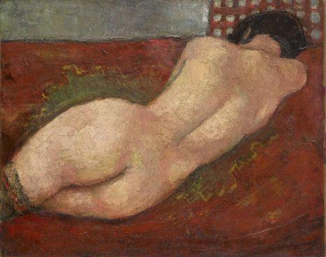 Sava Šumanović, Crveni ćilim, 1929