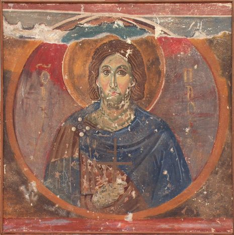 Sv. Flor, Mileševa, kopista Svetlisav Mandić
