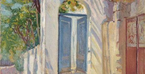 Плава врата - Музеј на Минут