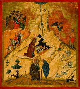 Rođenje Hristovo, XVI vek